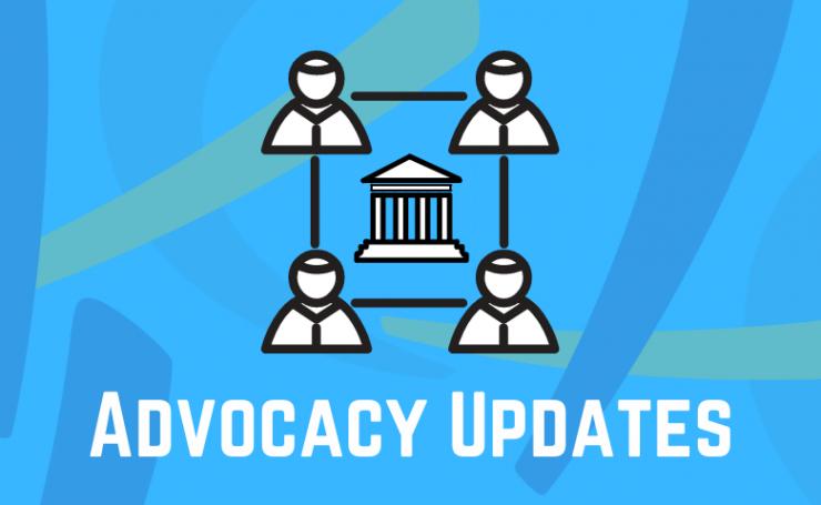 Update on AEC advocacy activities – April