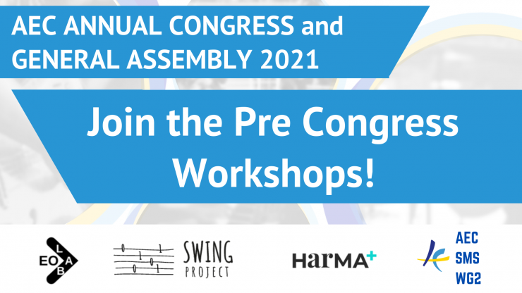 Join the AEC Pre Congress Workshops!
