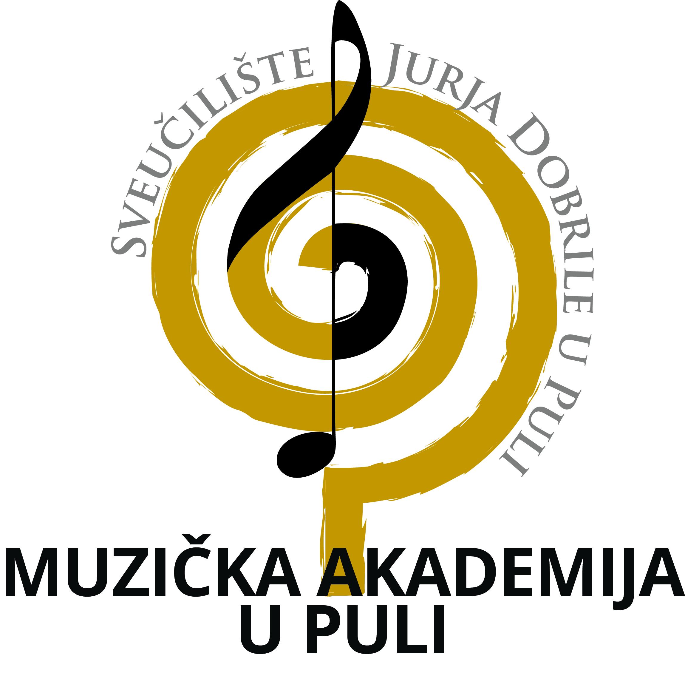 MUZIČKA AKADEMIJA U PULI (Academy of Music in Pula, Juraj Dobrila University of Pula)